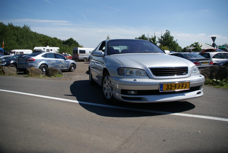 Dennis' Opel Insignia Irmscher.