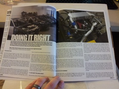 Issue 01.04 interior, by Blurb.