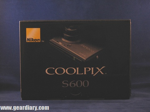 nikon coolpix box