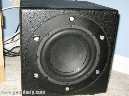 orb audio subwoofer
