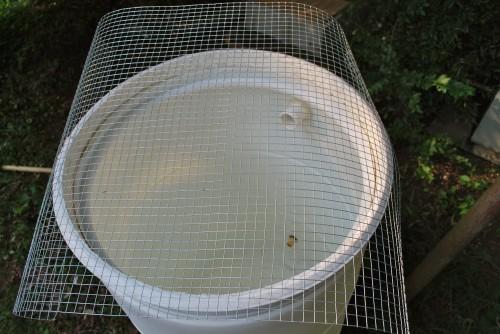 GearDiary Rain Water Wire Top
