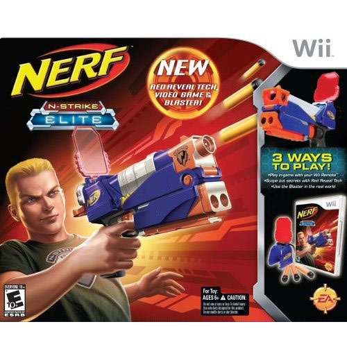 NERF N-Strike Elite Box