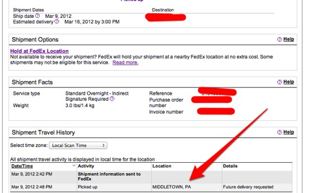Www fedex com Tracking action=track language=english cntry code=us initial=x tracknumbers=485074005060 1