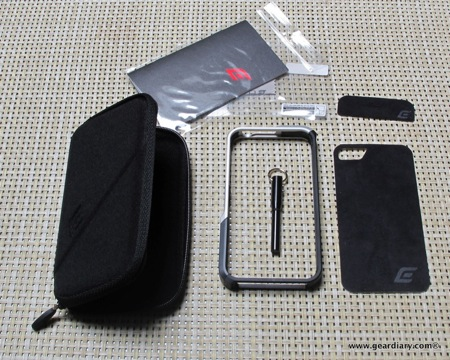Gear Diary Element Case 009