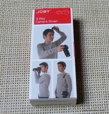 Gear Diary Joby 3 Way Camera Strap 001