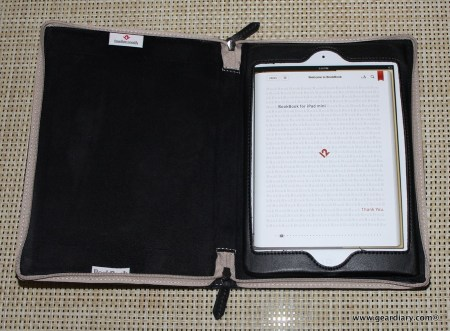 Gear Diary Twelve South BookBook iPad Mini 47 1