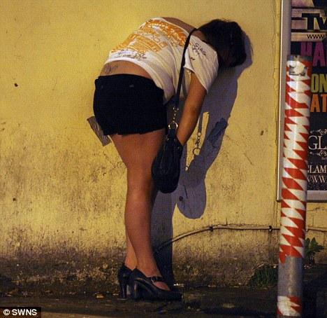 Binge Drinking College Women
