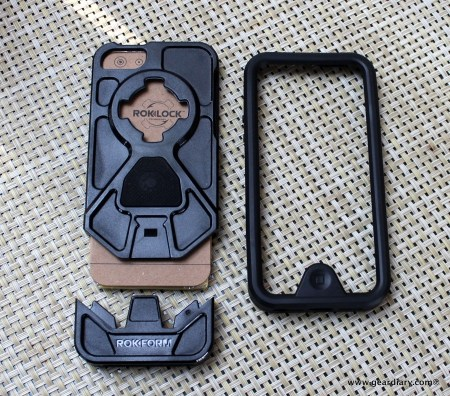 Gear Diary Rokform Rokshield V3 Case for iPhone 5 58