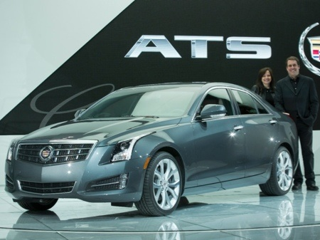 ATS images courtesy Cadillac