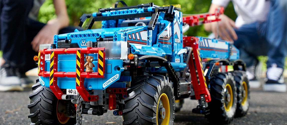 15 Best Lego Technic Sets in 2018 Buying Guide \u2013 Gear Hungry