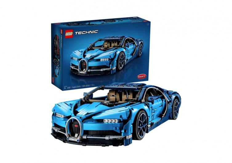 Lego Technic Bugatti Chiron - Gearhungry
