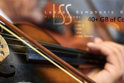 Aria Sounds Announce London Symphonic Strings