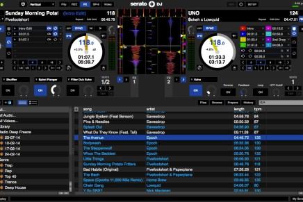 Serato DJ 1.7.4 – Available Now