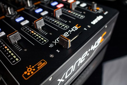 Allen & Heath Announces the XONE:43C