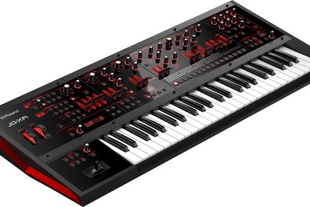 Roland JD-Xa Digital/Analog Synthesizer – Gearjunkies review