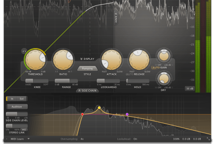 New bug-fix update released for all FabFilter plug-ins