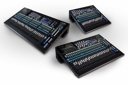 Allen & Heath launches Qu series Chrome Editions