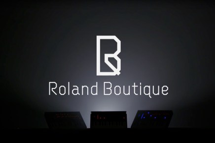 Roland Boutique – Three New Synths Are Coming!