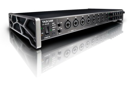 TASCAM Announces Celesonic US-20×20 USB Audio Interface