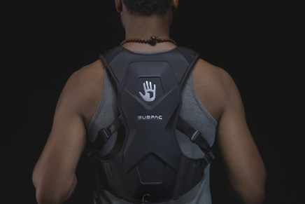 SubPac Launches the M2 Wearable Tactile Audio System