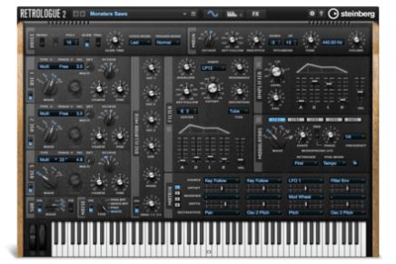 Retrologue 2 Is the New Synth Powerhouse