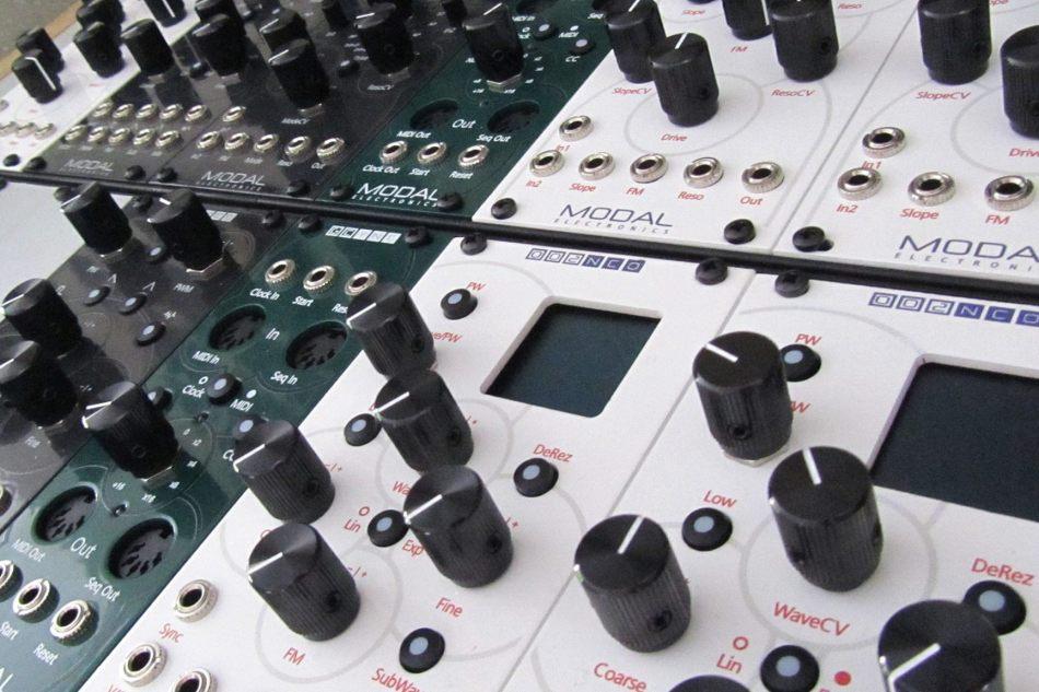 Modal Electronics announces five Eurorack modules