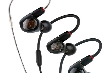 Audio-Technica Unveils New E-Series Professional In-Ear Monitor Headphones