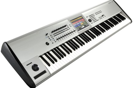 Korg announces limited-edition KRONOS-88 Platinum