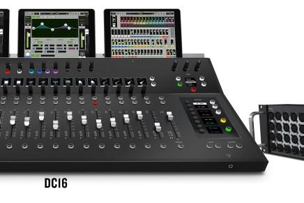 Mackie Unleashes Powerful Modular Digital Mixing System