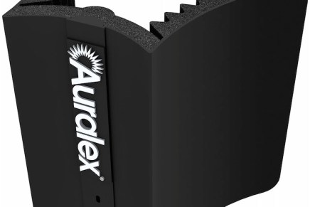 Auralex Introduces MudGuard v2 Microphone Shield