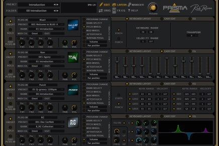 Rob Papen debuts PRISMA at NAMM