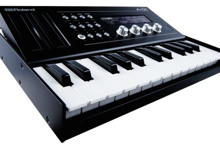 Roland Announces A-01 MIDI Controller and Sound Generator