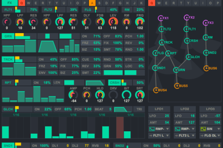 2020 – next generation semi modular beat machine software