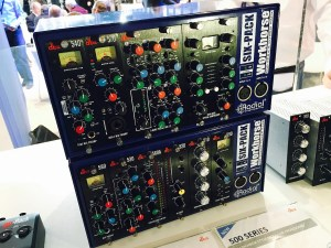 DBX 500 modules Musikmesse 2016