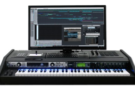 Music computing releases Kami music keyboard production station