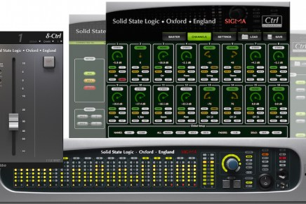 Solid State Logic announces Sigma version 2 software