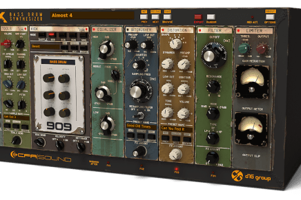D16 Group announces PunchBOX software plug-in