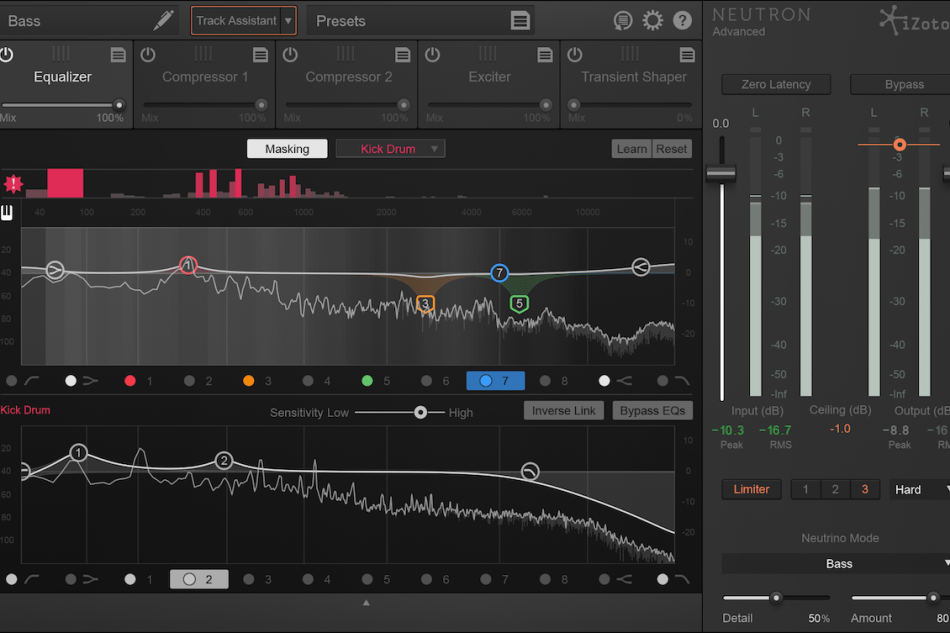 iZotope Introduces a smarter way to mix with Neutron software plug-in