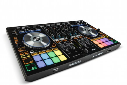 Reloop announces MIXON 4 Performance Hybrid Controller