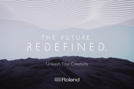 Roland The Future Redefined Event live stream on Gearjunkies including timetable – First Broadcast starts at 09-09-2016 06:00 CEST