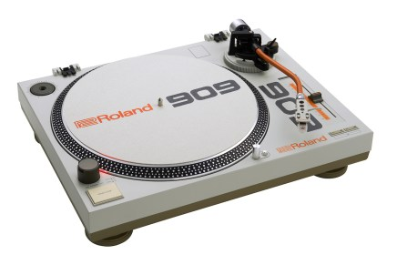 Roland Unveils TT-99 direct drive turntable and the DJ-99 2-Channel DJ Mixer