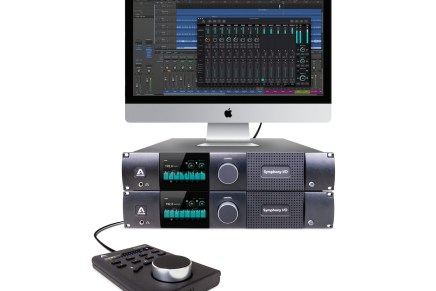 Apogee Announces Symphony control software for Symphony I/O Mk II Thunderbolt audio interface