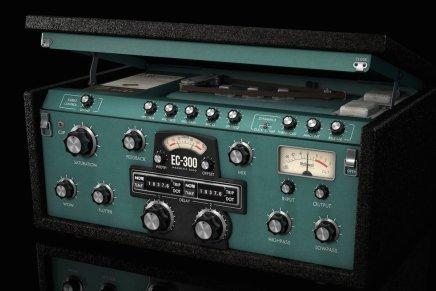 McDSP announces EC-300 echo collection plug-in