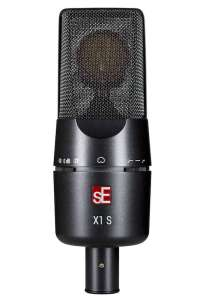 sE Electronics Introduces Newly Revamped X1 S Condenser Microphone and Bundles