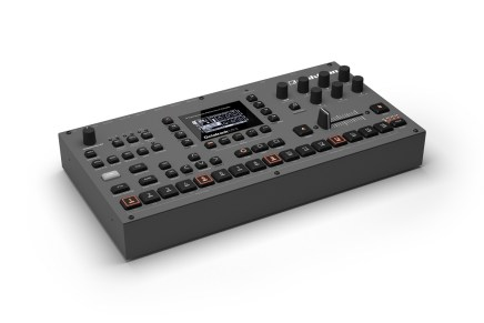 Elektron unveils Octatrack MKII performance sampler