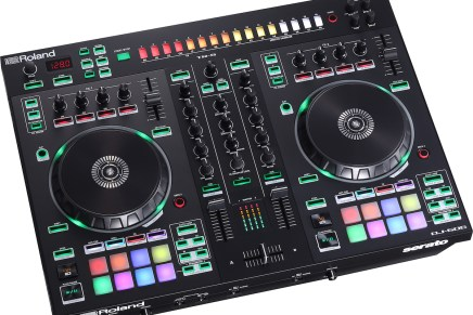 Roland announces DJ-505 and DJ-202 DJ Controllers
