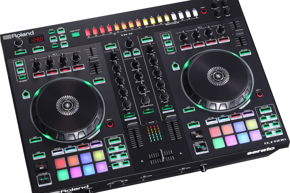 Roland announces DJ-505 and DJ-202 DJ Controllers