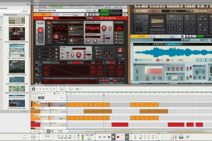 Propellerhead Announces Reason 10