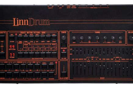 Behringer clones all major drum machines – RD-808, RD-909, RD-999, LMX, OMX