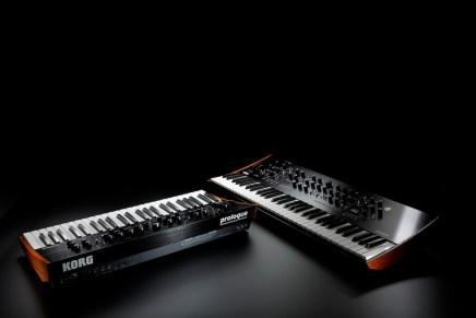 Korg announces the Prologue polyphonic analog synthesizer
